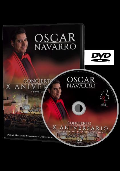 CONCIERTO X ANIVERSARIO DVD
