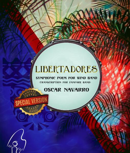 LIBERTADORES – FANFARE BAND CP