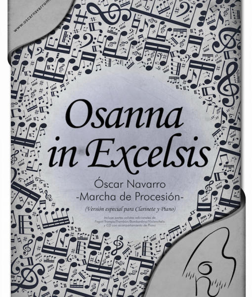 OSANNA IN EXCELSIS (SOLISTA Y PIANO) (V2) CP